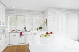 Kitchen - Hunter Douglas Window Treatments By Room