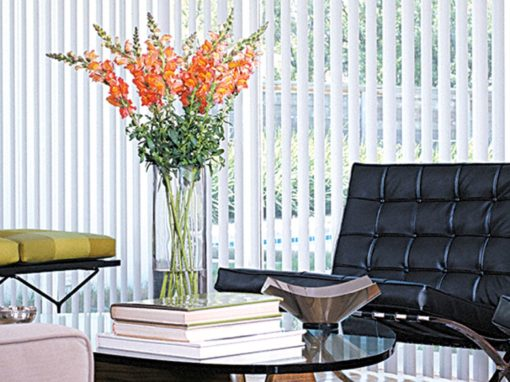 VERTICAL SOLUTIONS® Vertical Blinds Hunter Douglas