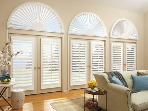 NEWSTYLE® Hybrid Shutters Hunter Douglas